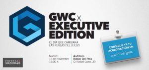 GWCx Executive Edition 2017 @ Auditorio de la Fundación Rafael del Pino | Madrid | España
